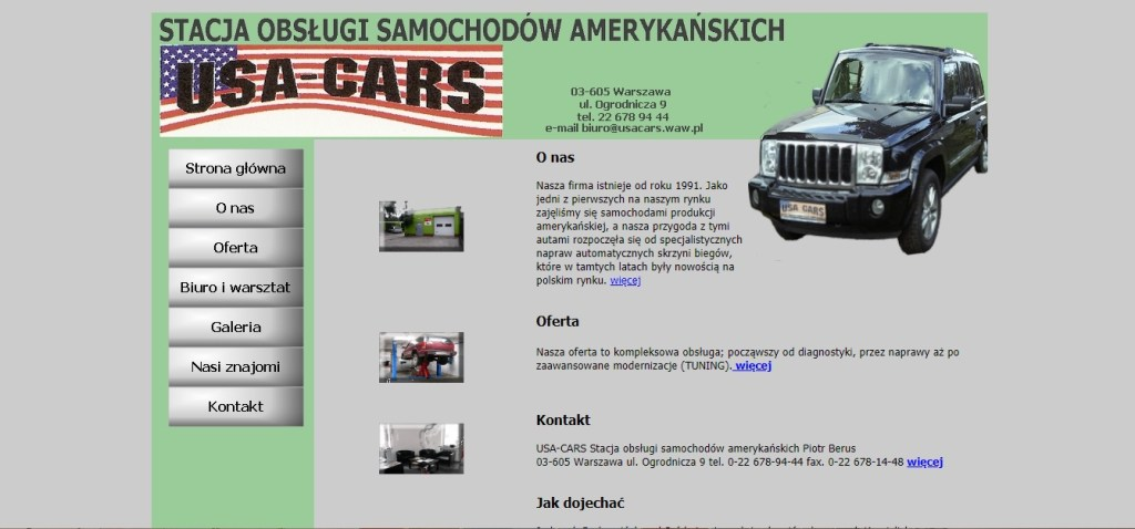 USA - Auto Cars