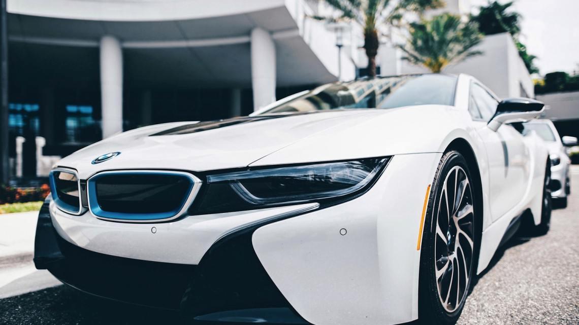 Diagnostyka BMW i8 Coupé