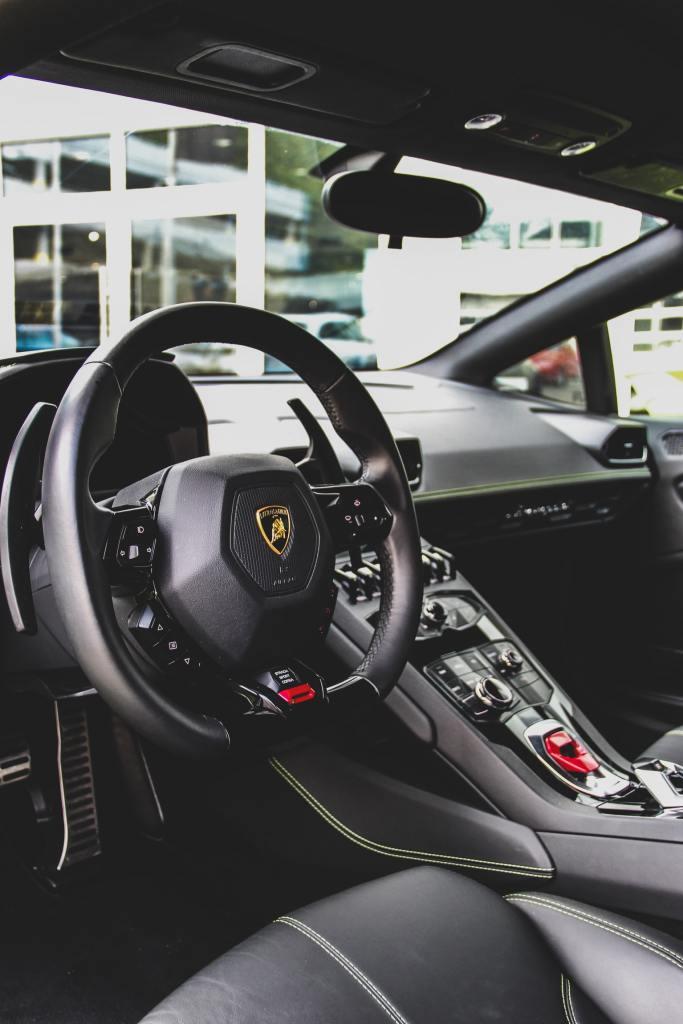Lamborghini Huracán - Serwis Samochodowy - Mechanik - Elektryk - Diagnostyka. Jako jedyni w Polsce
