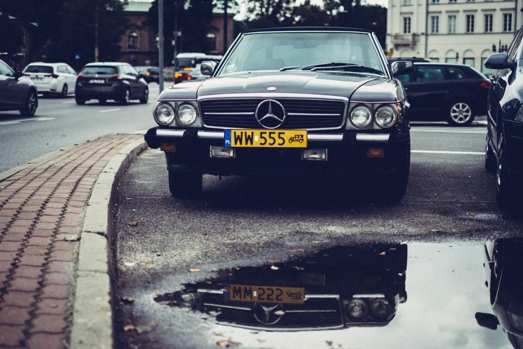 Mercedes Klasy C Coupe - Mechanika Samochodowa