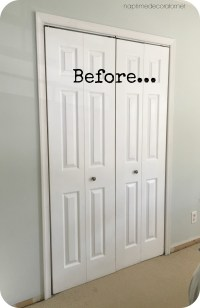 From Boring Bi-folds to Plank French Doors: The Closet ...
