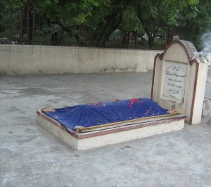 The noble grave of Sayyid Noor Muhammad