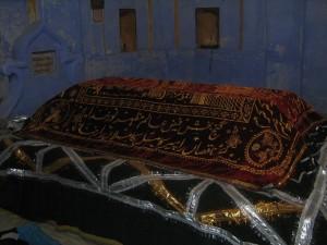 Grave of Khwaja Saifuddin Sirhindi