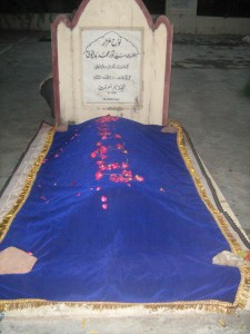 Grave Sayyid Noor Muhammad Badayuni