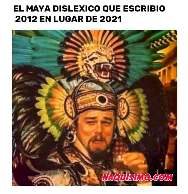 Maya dislexico