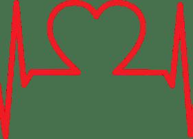 Illustration: Heart beat concept