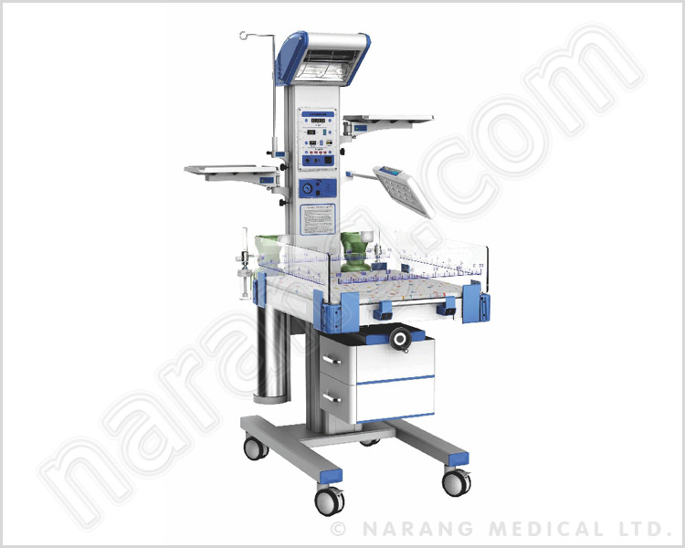 Manufacturer of Infant Resuscitation Trolley, Baby