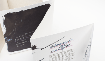 Los libros de artista de Guillermo Núñez