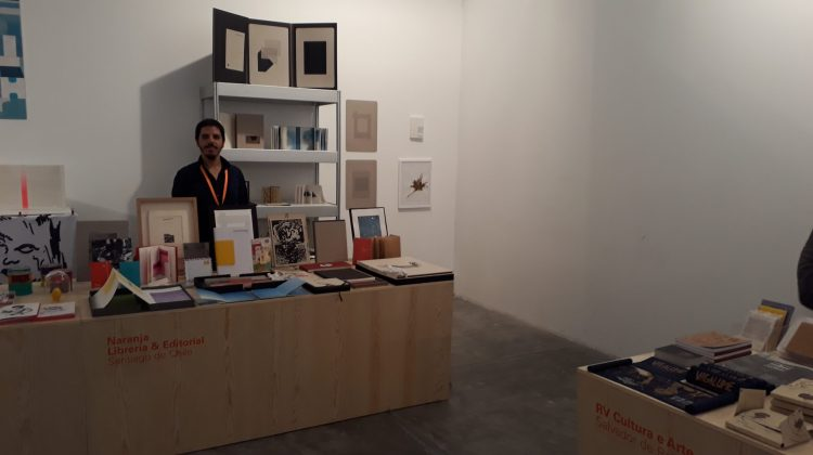 Naranja estuvo en ARCO Lisboa 2019