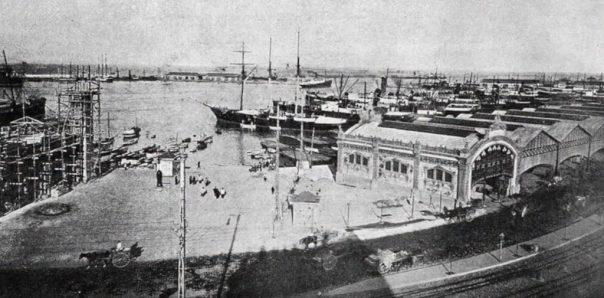 Tinglados-puerto-de-valencia-foto-antigua