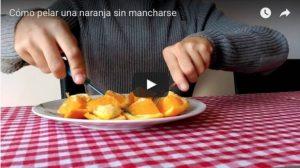 como-pelar-una-naranja-sin-mancharse-video