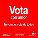 Vota con amor