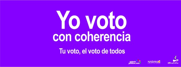 Yo voto con coherencia