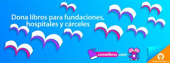 Landing Page Facebook Donaciones Libros