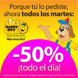 Redes Sociales Happy City