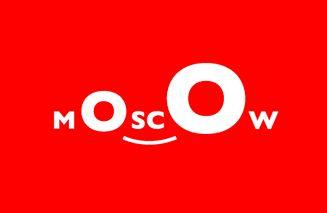 Logo Marca Ciudad Moscú
