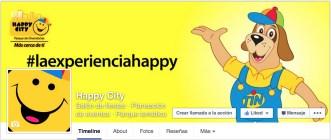 Cuenta Facebook Happy City