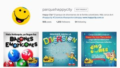 Cuenta Instagram Happy City