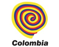 Logo Colombia por David Consuegra