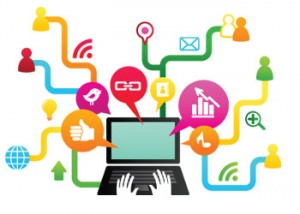 El CRM incluye las llamadas, el apoyo por chat, las respuestas a preguntas frecuentes, las redes sociales donde el cliente puede enterarse de los movimientos, productos y servicios, etc de la compañía. Foto: www.thdefc.co.uk