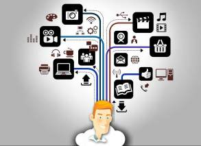 el marketing digital permite la difusión de mensajes porque combina muchos formatos en los que se pueden dar a conocer, entre ellos los videos, gráficos con movimiento y sonido, audios, entre otras opciones. Foto: multiplicalia.com