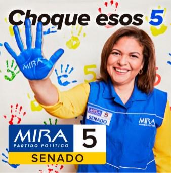 Nueva imagen de perfil campaña Toloza al Senado