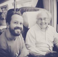 Eduardo Punset y Carlos Naranjo.
