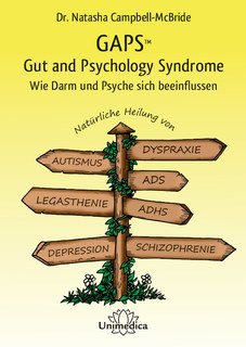 GAPS Gut and Psychology Syndrome, Natasha Campbell-McBride