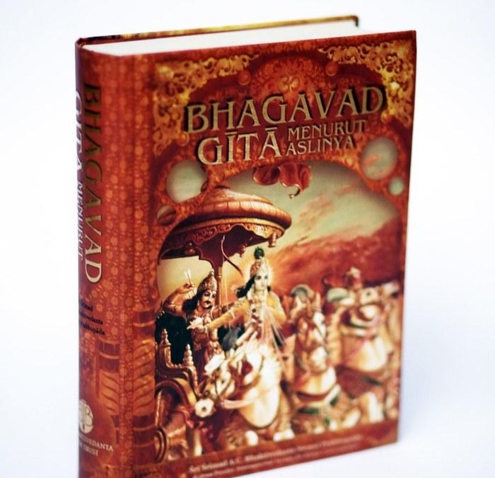 Bhagavad Gita Menurut Aslinya