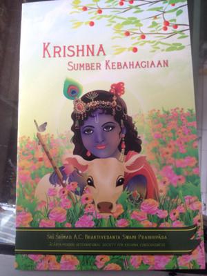 Krishna Sumber Kebahagiaan
