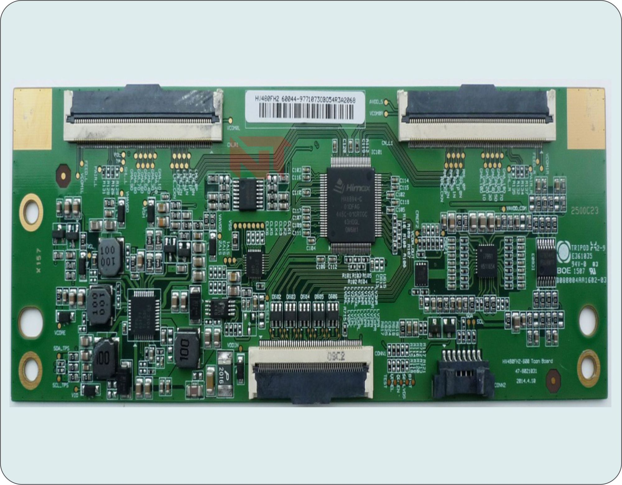 hight resolution of hv480fh2 600 47 6021031 t con board