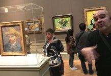 Usa: Van Gogh al Met commentato da Leonardo