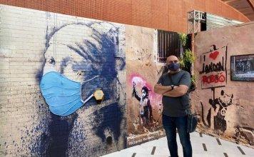 Banksy e Monet agli Arcimboldi
