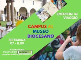 Campus al Museo Diocesano 2020