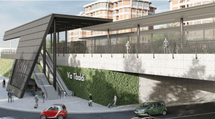 La Mobilità a Milano: nuova stazione Tibaldi