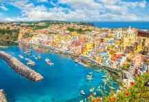 Procida: la nuova capitale italiana della cultura 2022. Prossimo webinar dedicato alle isole del Golfo di Napoli
