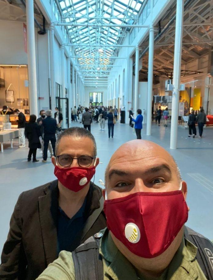 Narciso d'Autore partecipa all'inaugurazione dell'Adi Design Museum a Milano. Le nostre impressioni