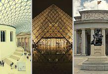Ciclo webinar-t dedicato ai grandi musei del mondo: British, Prado e Louvre