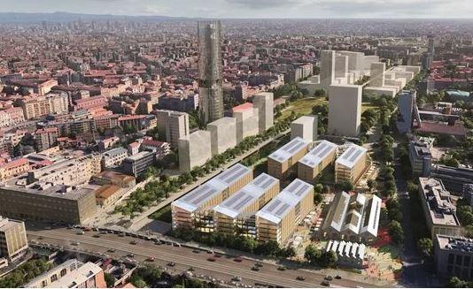 Milano Cortina 2026. Presentato il progetto per la realizzazione del villaggio olimpico presso lo scalo Romana.