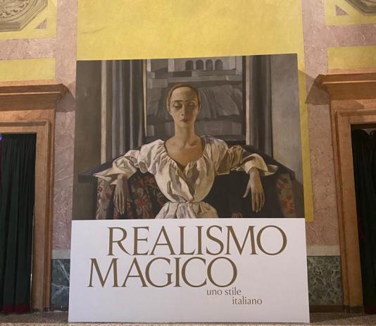 Realismo Magico è il titolo della nuova mostra inaugurata a Palazzo Reale di Milano. Visite guidate cin Narciso d'Autore.