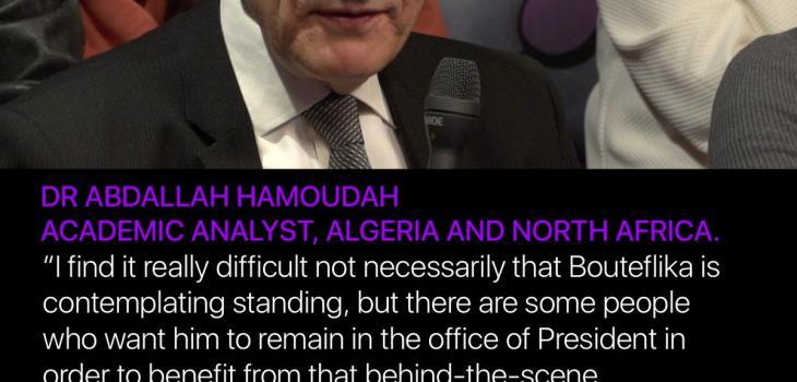 Hamuda 2 Algeria Kalima Horra Jan 2019