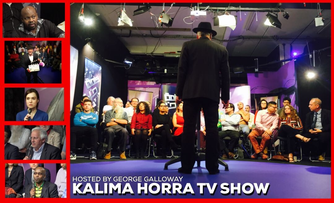 Kalima Horra Show- Join the debate 2 - Narcissi productions - Audience Call