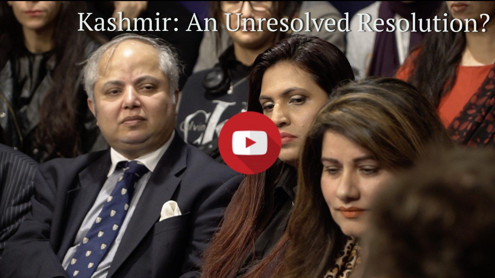 Kashmir YouTube image on website