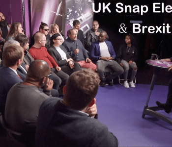 UK Snap Election show with title - Kalima Horra - Narcissi