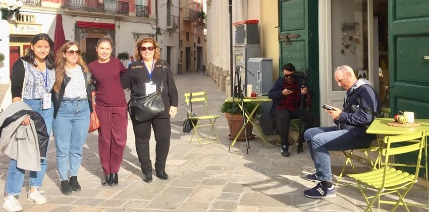 "I FRANCESI ALLA SCOPERTA DEL ""GUSTO"" NERETINO"
