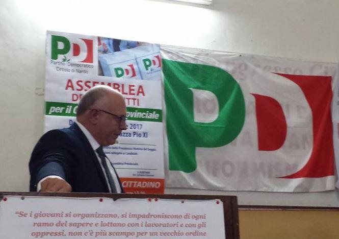 IL PD DI NARDÒ VICINO AGLI EDUCATORI DELL'AMBITO DI ZONA