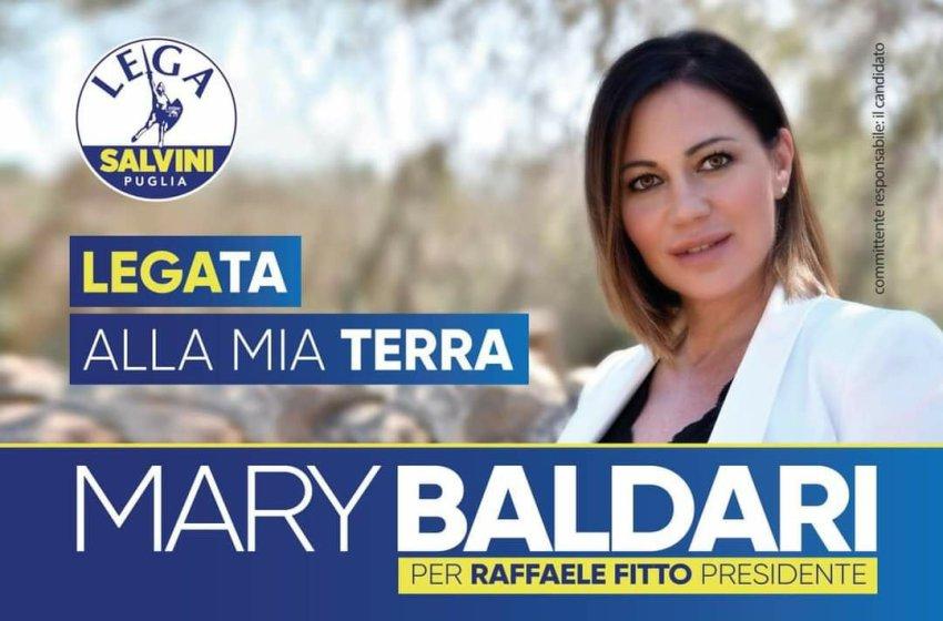 REGIONALI 2020 – MARY BALDARI