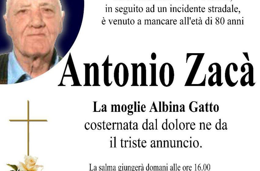 OGGI I FUNERALI DELL'ANZIANO DECEDUTO SULLA NARDÒ-AVETRANA