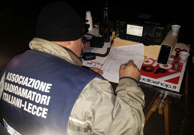 CALAMITÀ, I RADIOAMATORI FANNO PROVE DI COMUNICAZIONE D'EMERGENZA