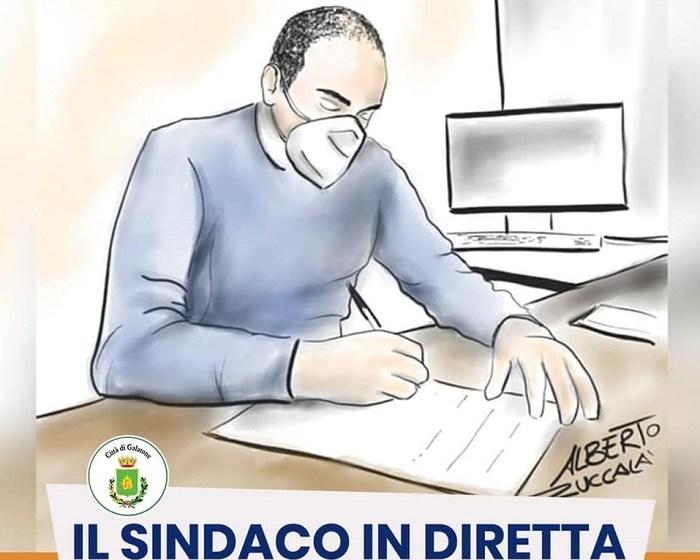 LIVE – UN NUOVO APPUNTAMENTO D'INFORMAZIONE CON IL SINDACO FLAVIO FILONI